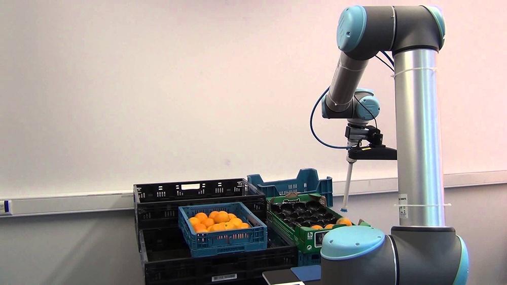 Обзор роботов-манипуляторов Universal Robots - 12