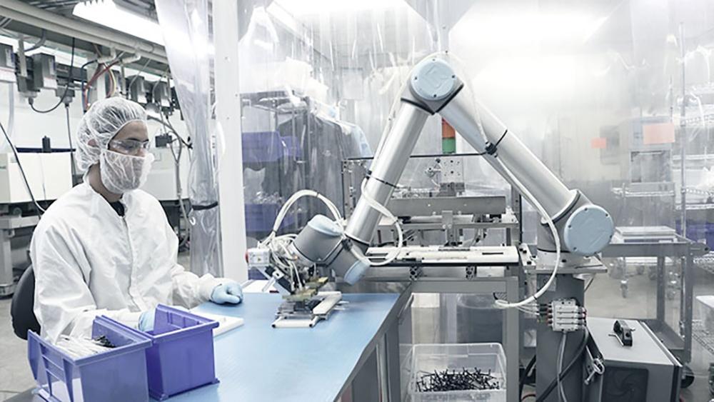 Обзор роботов-манипуляторов Universal Robots - 14