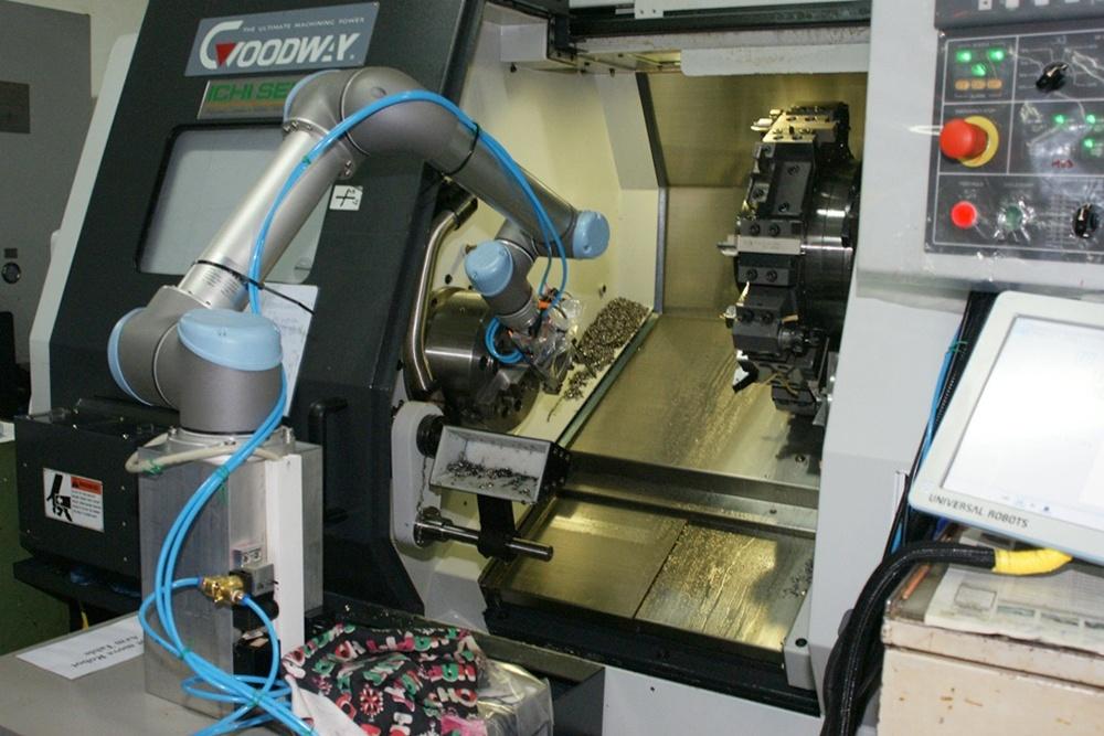 Обзор роботов-манипуляторов Universal Robots - 15
