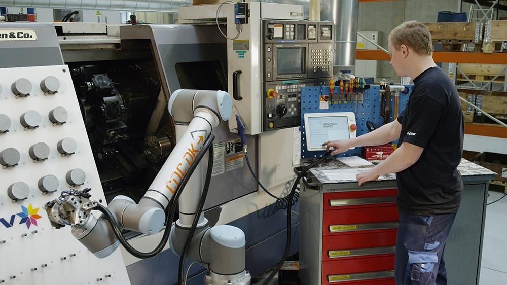 Обзор роботов-манипуляторов Universal Robots - 16