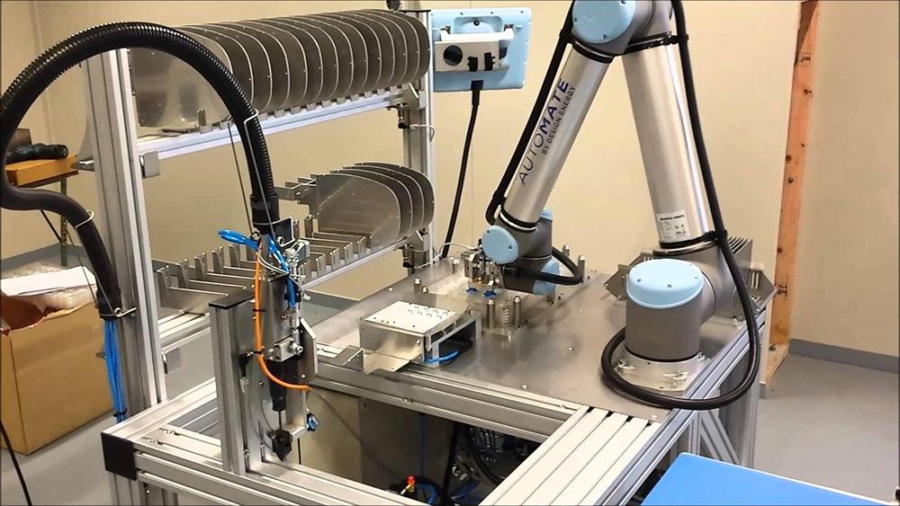 Обзор роботов-манипуляторов Universal Robots - 19
