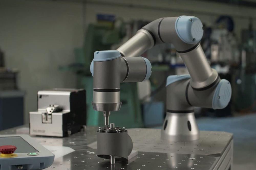 Обзор роботов-манипуляторов Universal Robots - 20