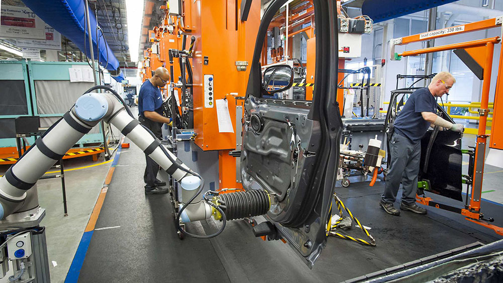 Обзор роботов-манипуляторов Universal Robots - 21
