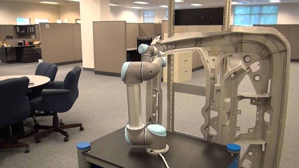 Обзор роботов-манипуляторов Universal Robots - 22