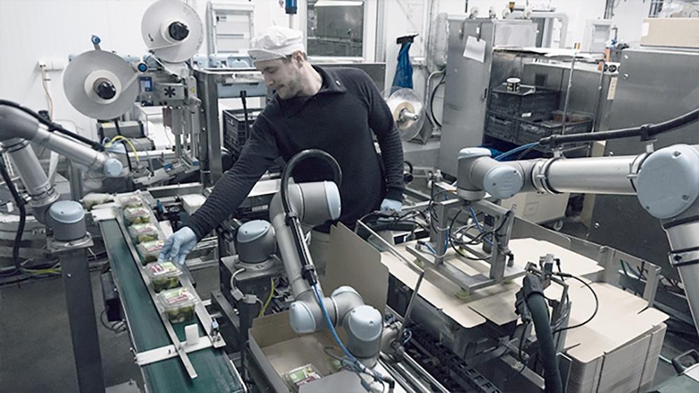Обзор роботов-манипуляторов Universal Robots - 5