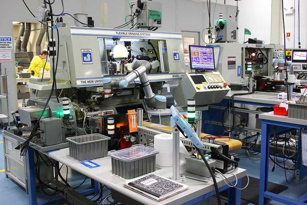 Обзор роботов-манипуляторов Universal Robots - 6