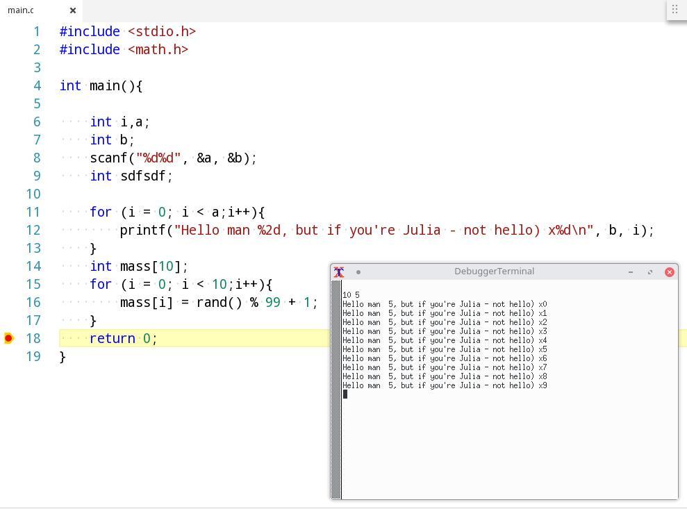 С-С++ на Linux в Visual Studio Code для начинающих - 13