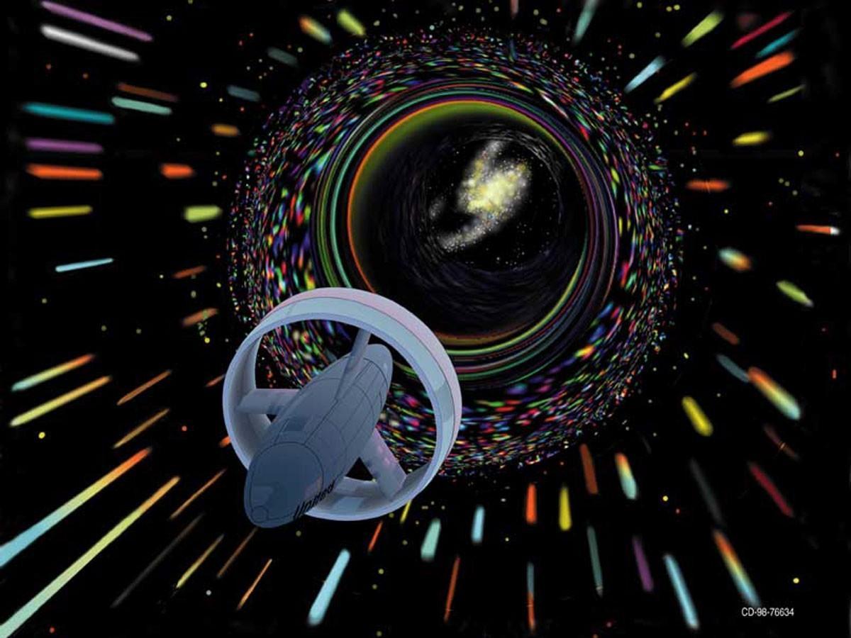 Спросите Итана: какая невозможная физика стала бы возможной при наличии варп-двигателя? - 2