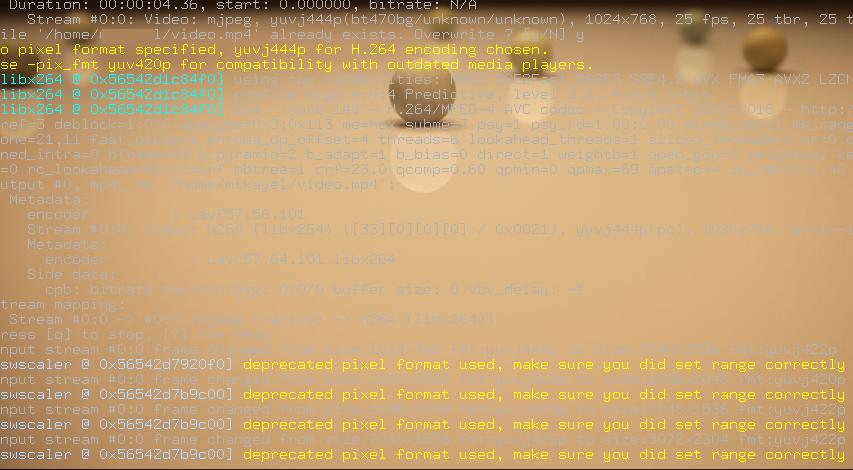 Укрощаем мультимедиа с помощью ffmpeg - 1