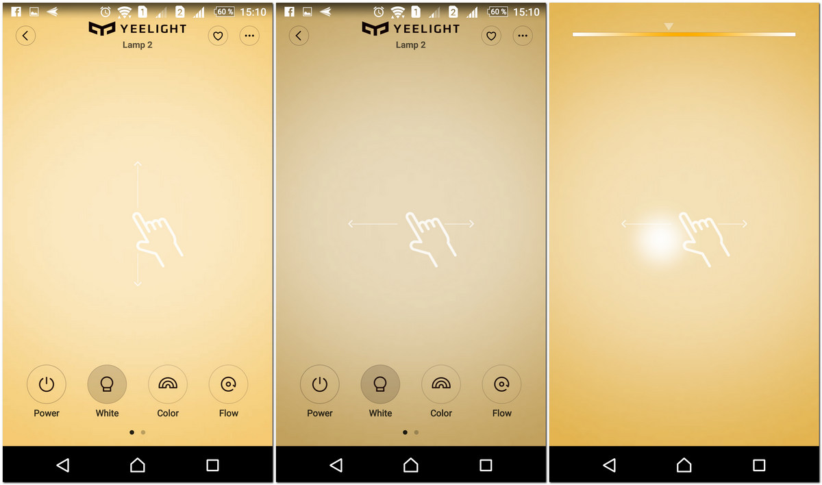 Умные светодиодные лампы Xiaomi Yeelight - 5