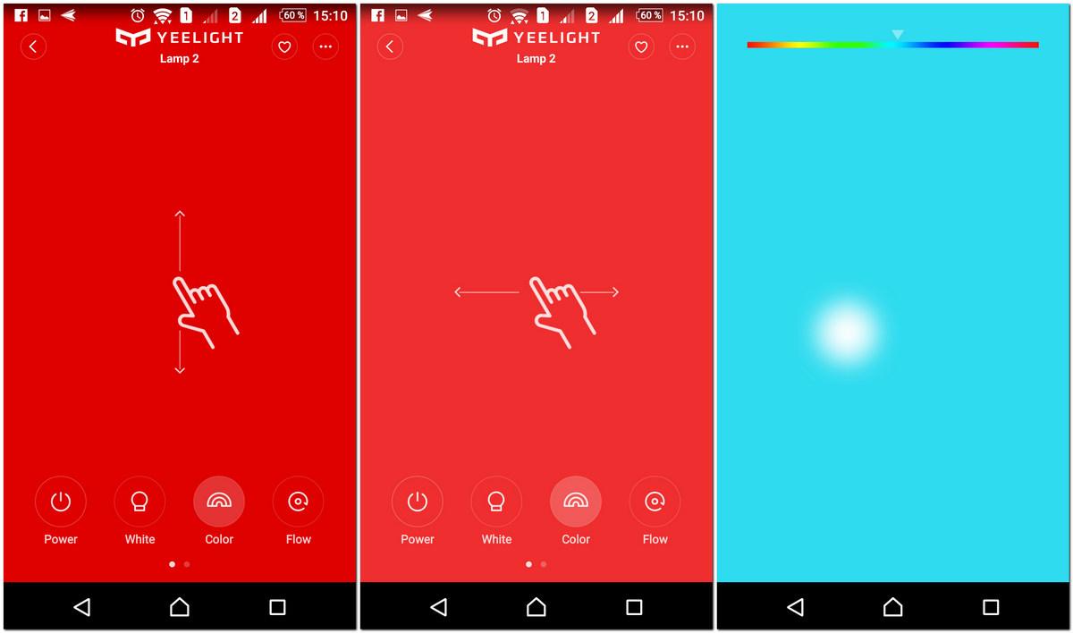 Умные светодиодные лампы Xiaomi Yeelight - 6
