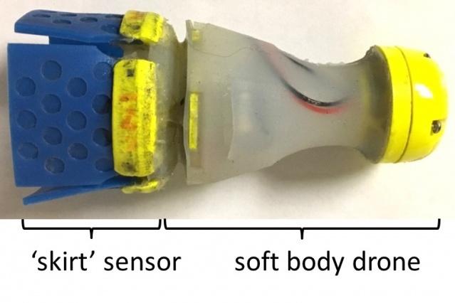 В МТИ разработали робота для поиска утечек в трубах - 2