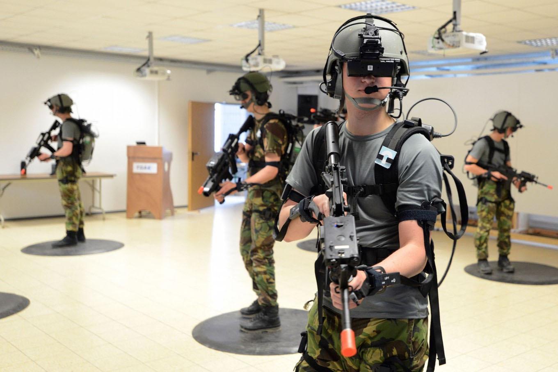 5 примеров того, как VR-технологии захватывают мир - 7