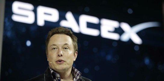 Илон Маск отправиться в космос