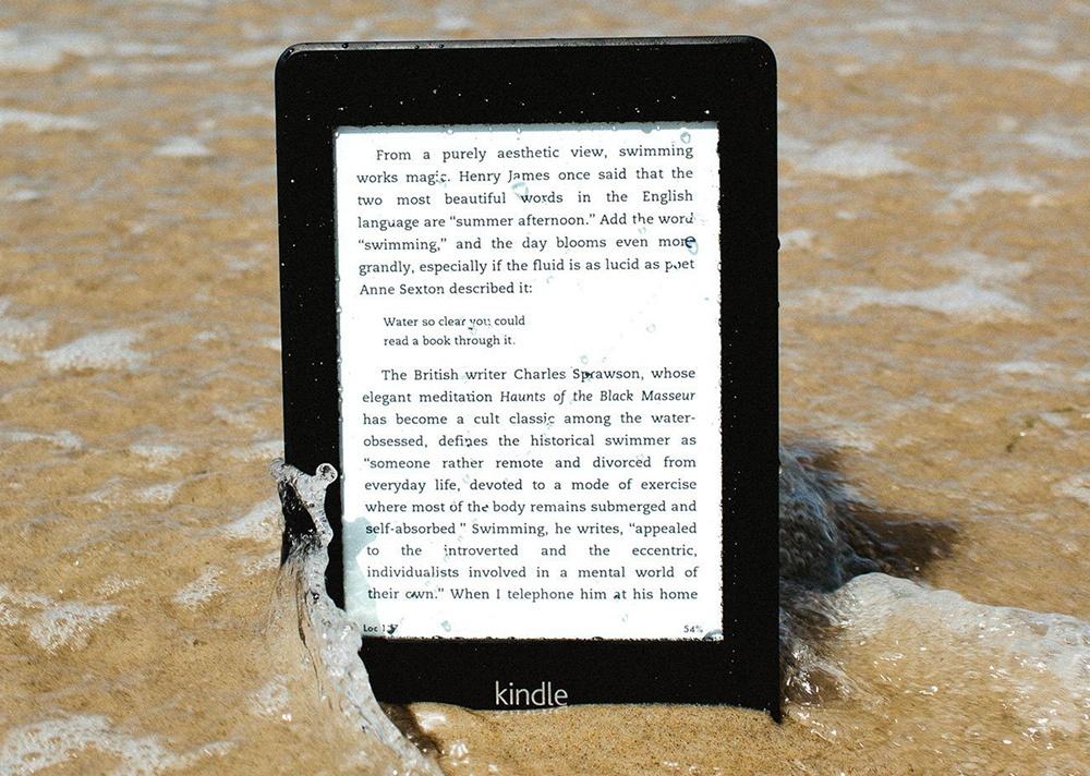 Как правильно сделать читалку для отдыха на море? Способы защиты ридеров от воды: гель vs тулинг - 2