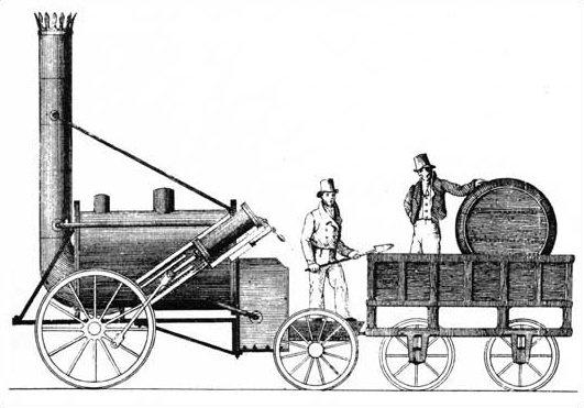 Незабытые технологии: паровозы - 3