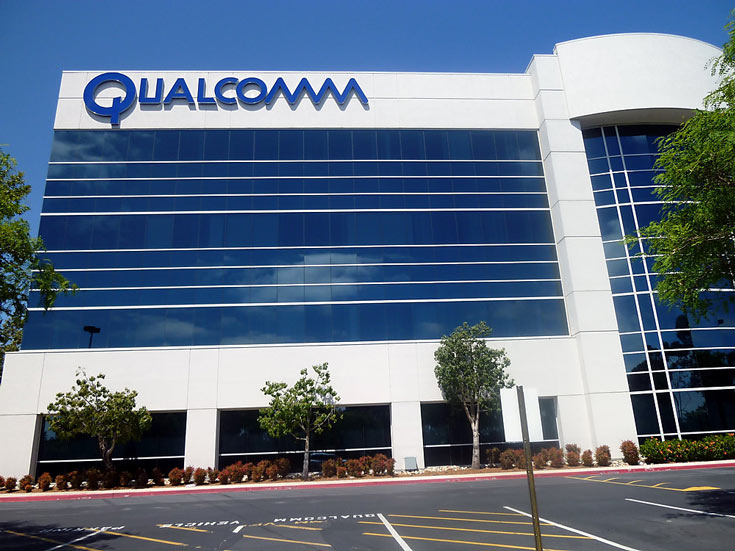 Опубликован отчет Qualcomm за третий квартал 2017 финансового года
