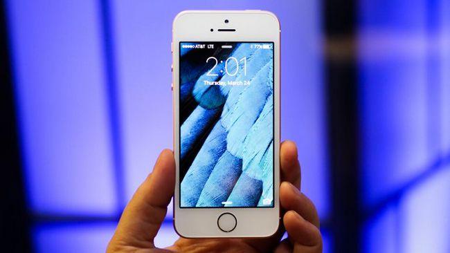 В конце августа может быть представлен преемник смартфона iPhone SE