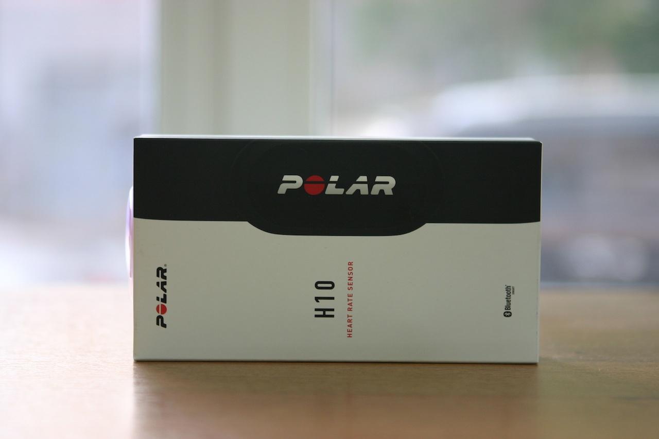 Polar H10: что нового - 1