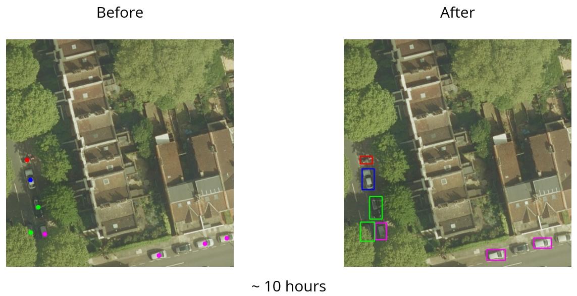 Британские спутниковые снимки 2: Как все было на самом деле - 6