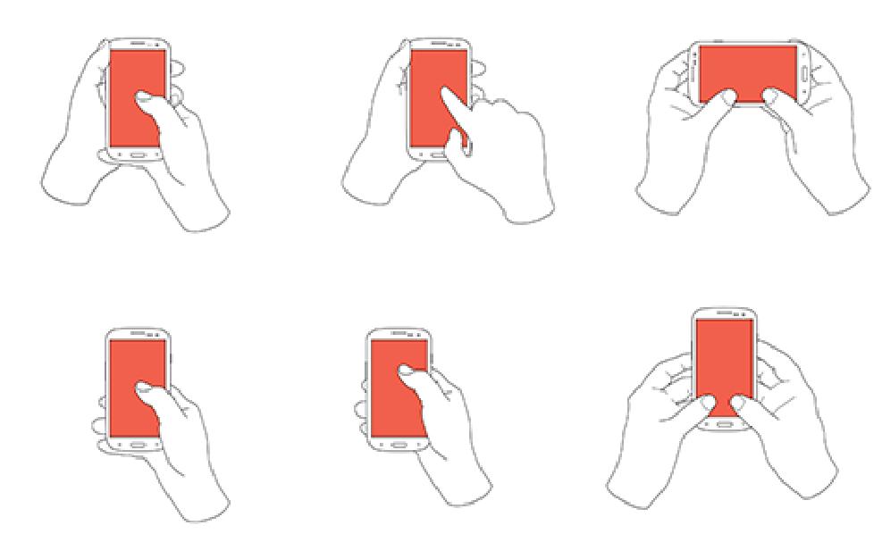 Дизайн для пальцев, касаний и людей - 8