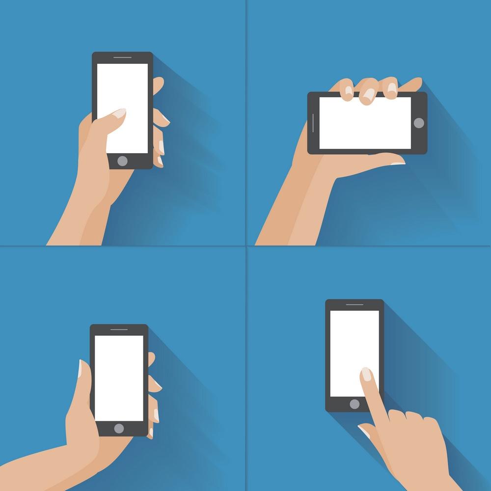 Дизайн для пальцев, касаний и людей - 1
