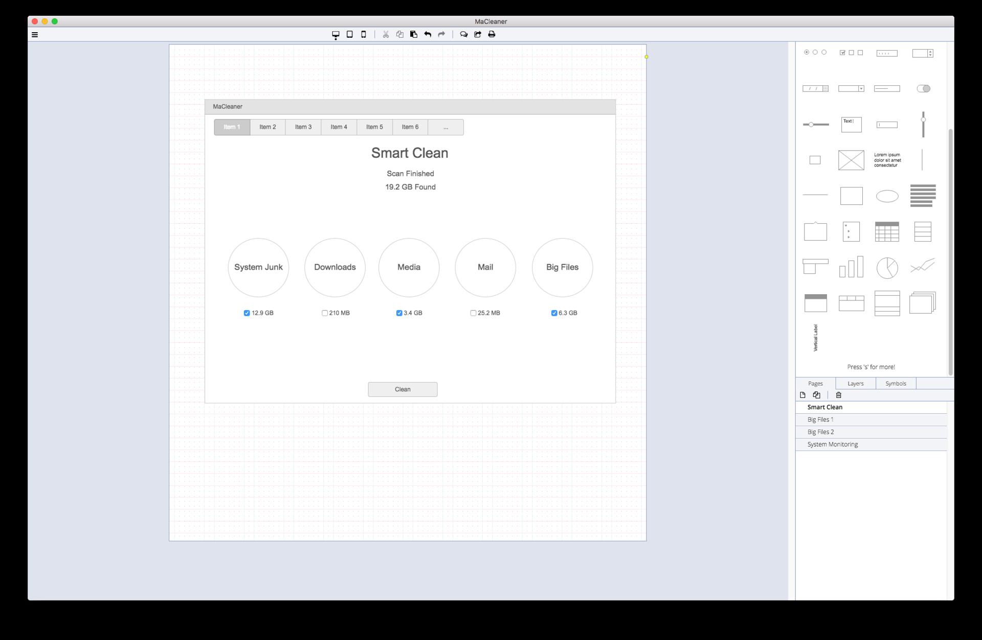 Инструменты для прототипирования на Mac: сопоставительная характеристика - 11
