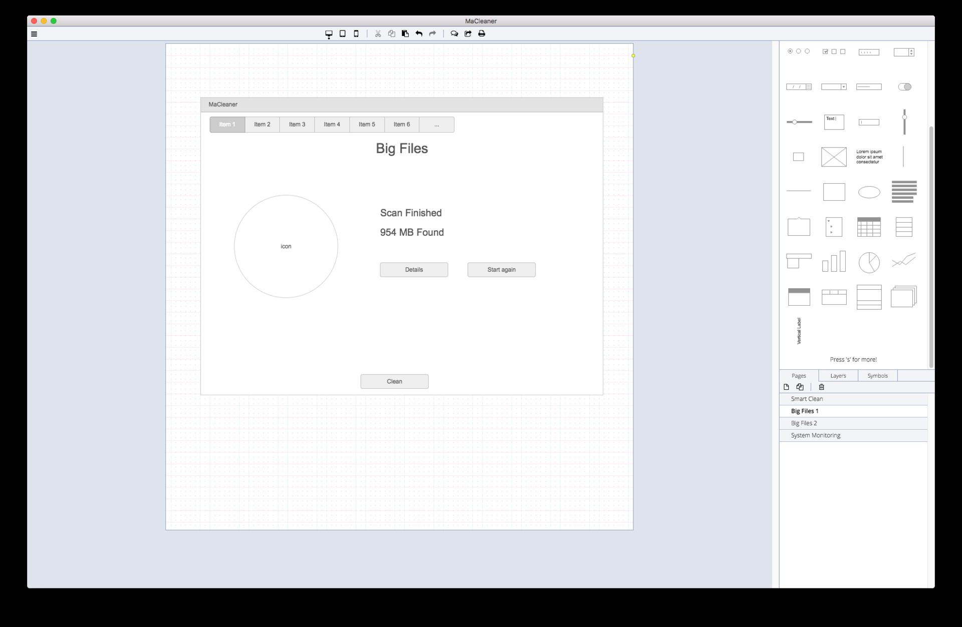 Инструменты для прототипирования на Mac: сопоставительная характеристика - 12