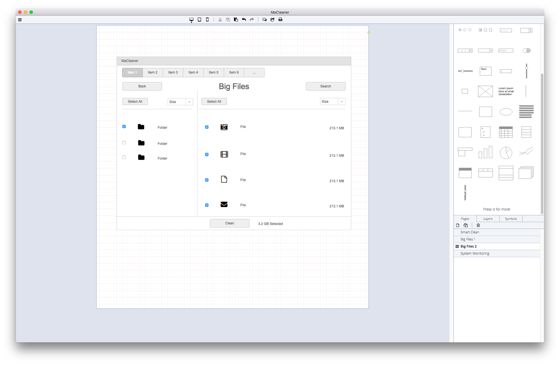 Инструменты для прототипирования на Mac: сопоставительная характеристика - 13