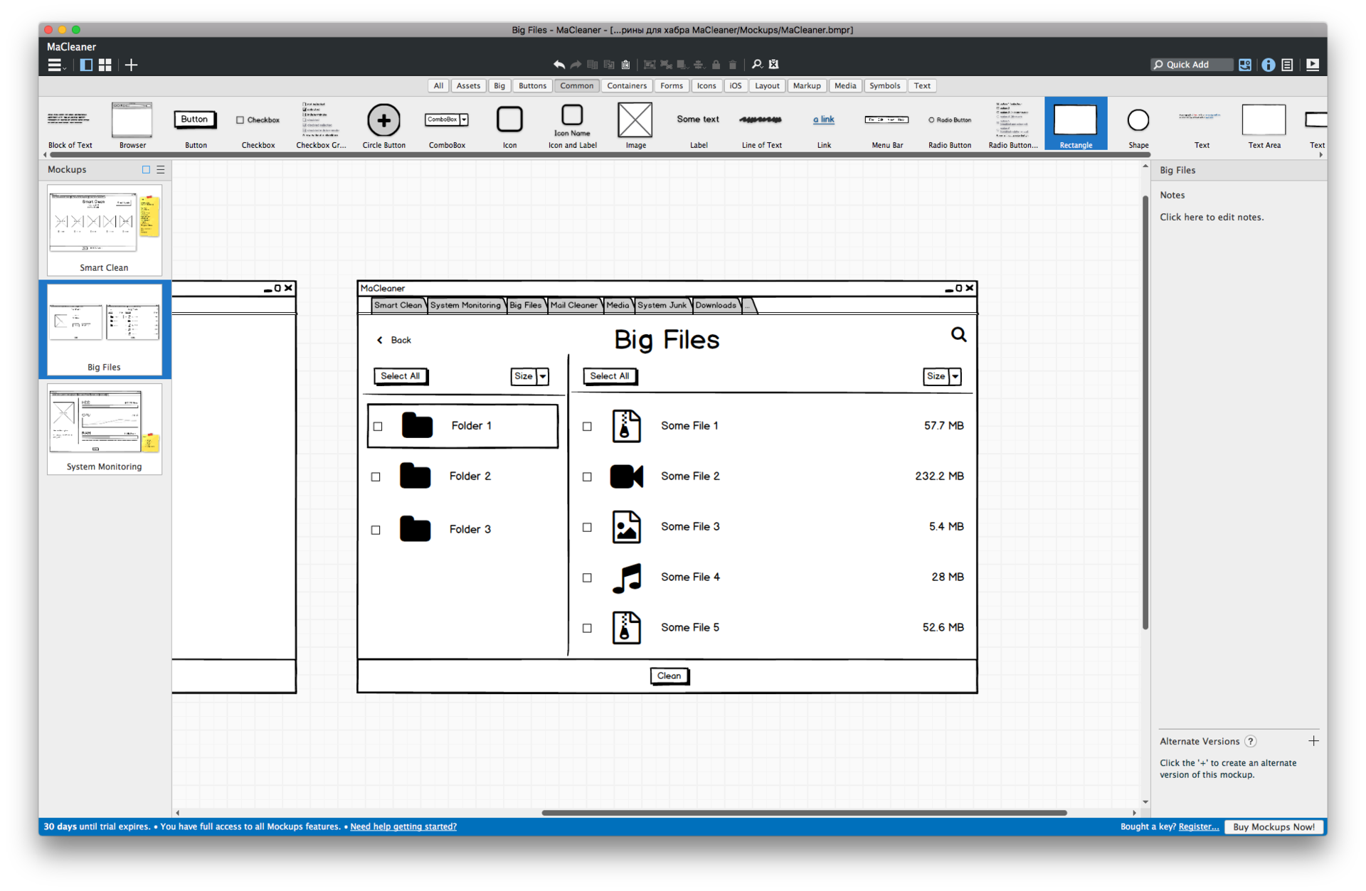 Инструменты для прототипирования на Mac: сопоставительная характеристика - 17