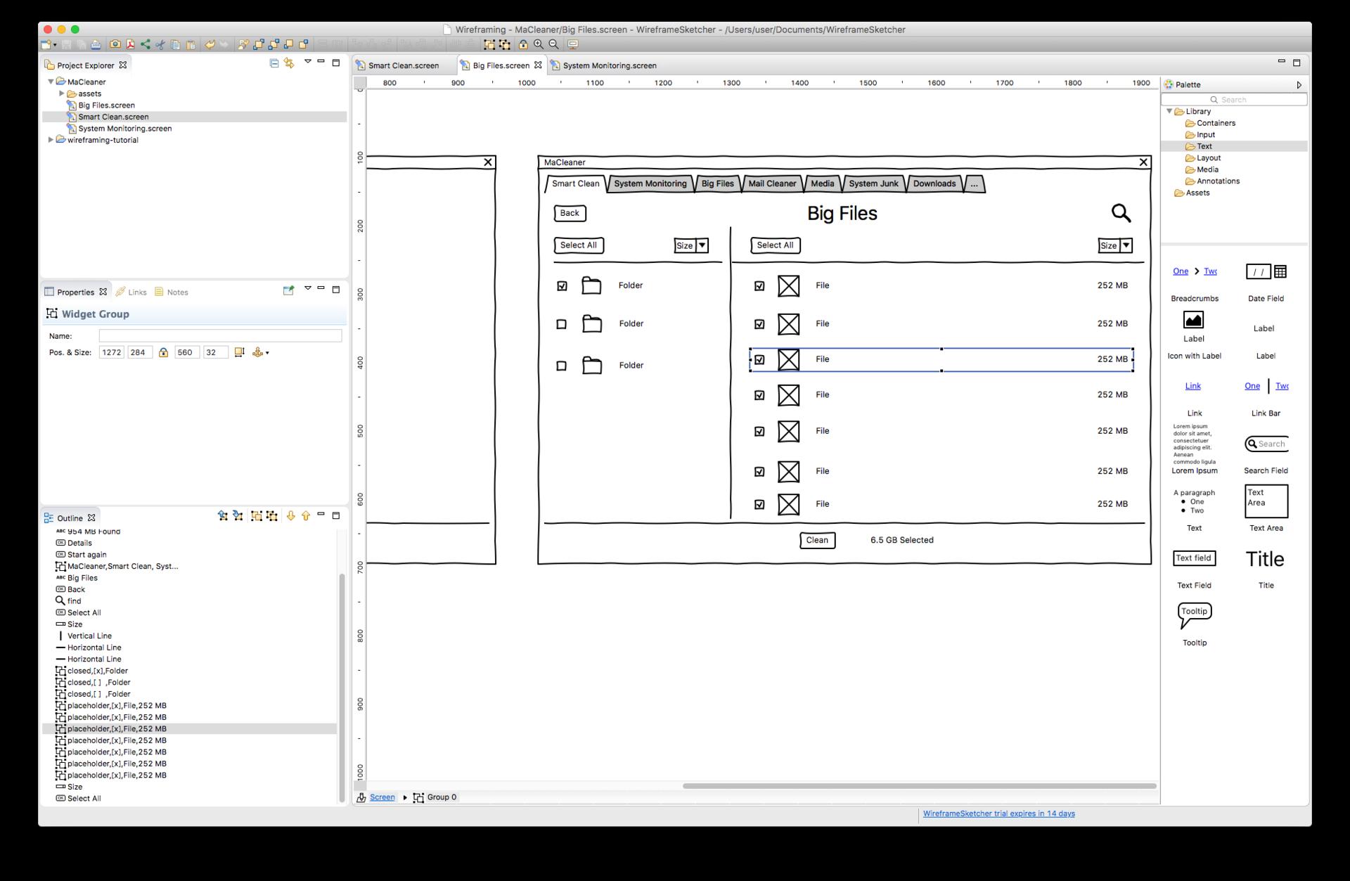 Инструменты для прототипирования на Mac: сопоставительная характеристика - 5