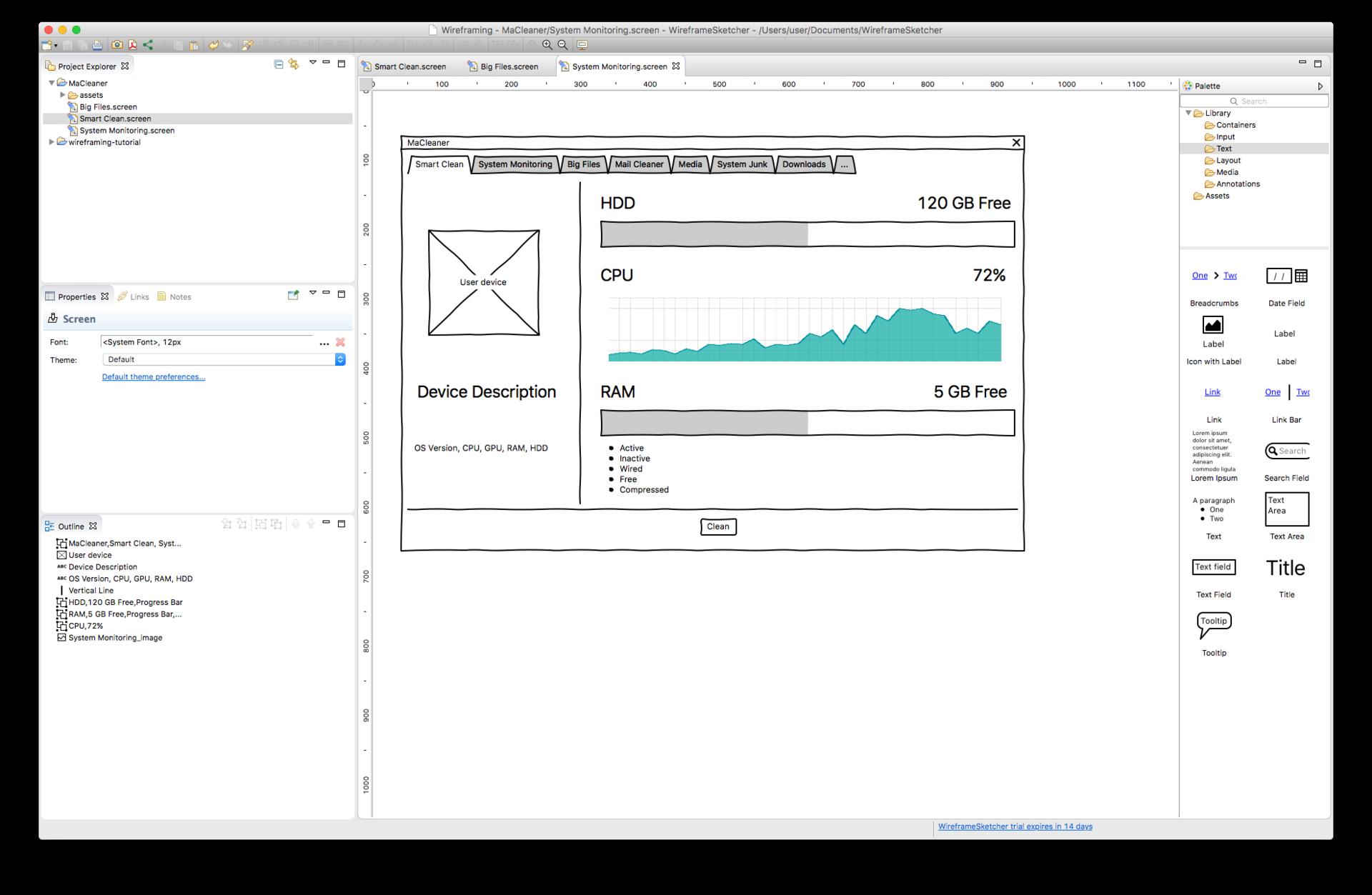 Инструменты для прототипирования на Mac: сопоставительная характеристика - 6