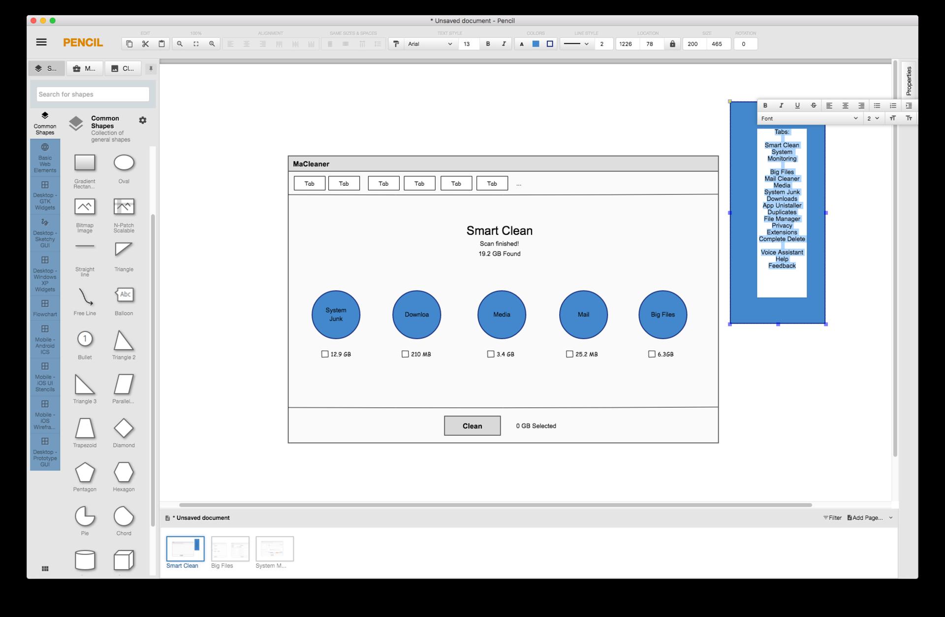 Инструменты для прототипирования на Mac: сопоставительная характеристика - 7