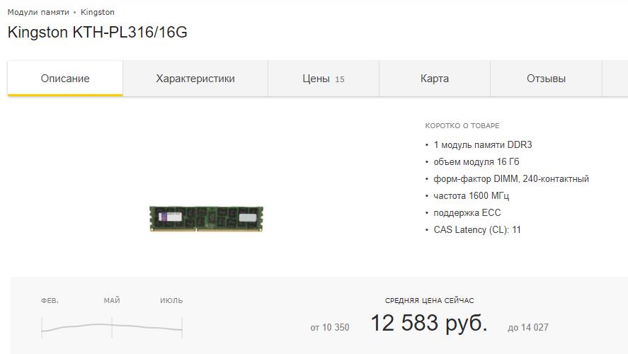 Как мы добавили RAM в серверы HPE - 4