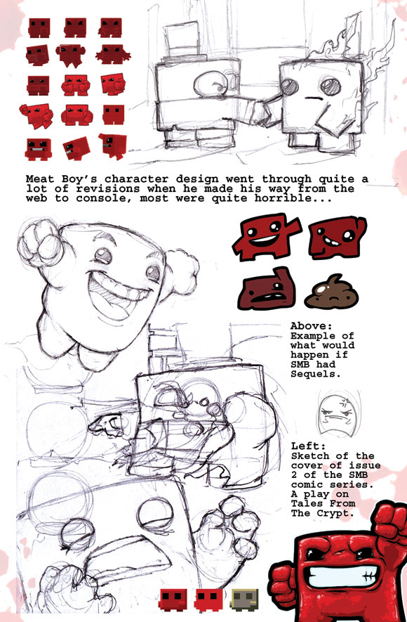 Постмортем Super Meat Boy - 4