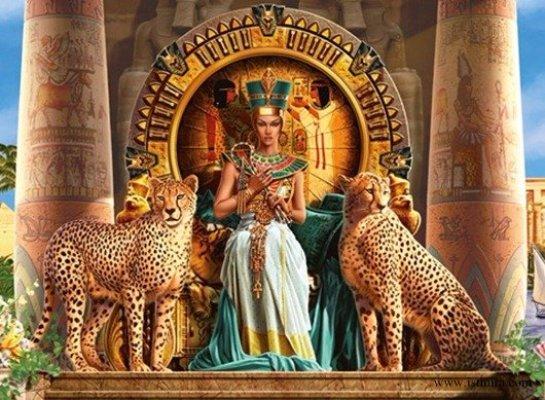Ученые выдвинули гипотезу, что египетские фараоны были наполовину нопланетянами