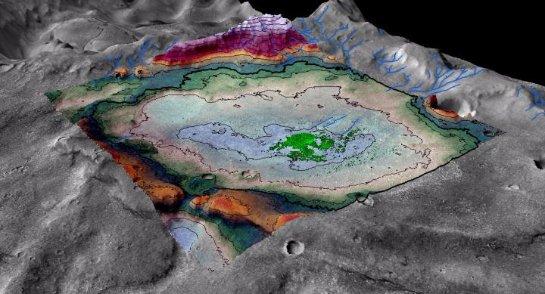 Страны могут начать конфликтовать в борьбе за ресурсы, находящиеся на Луне