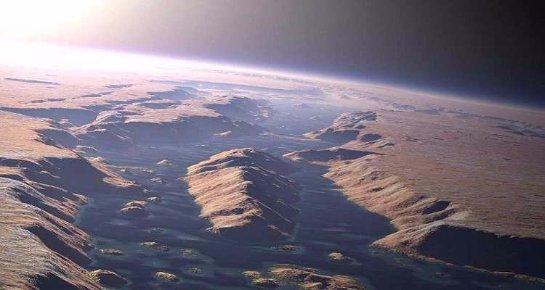 Ученые смогли доказать, что в прошлом на Марсе произошла катастрофа