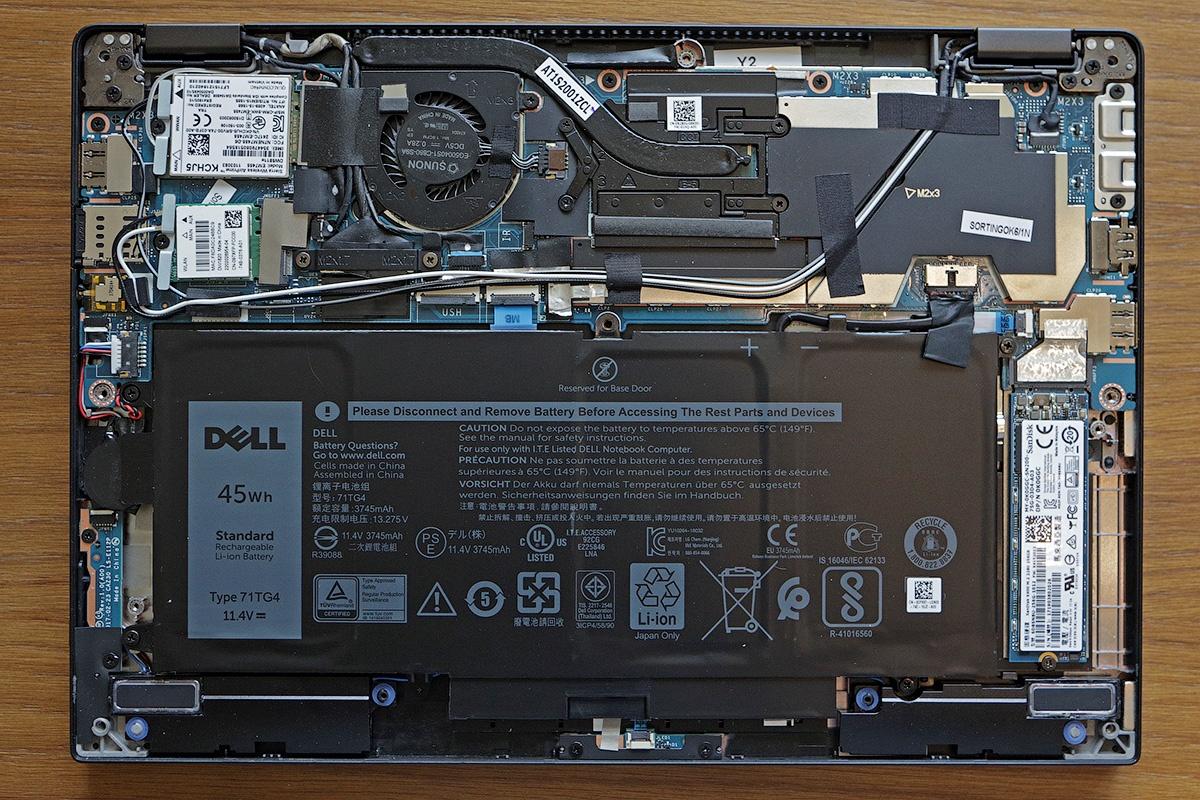 Dell Latitude 5289: долгоиграющий и компактный ноутбук-транcформер - 6