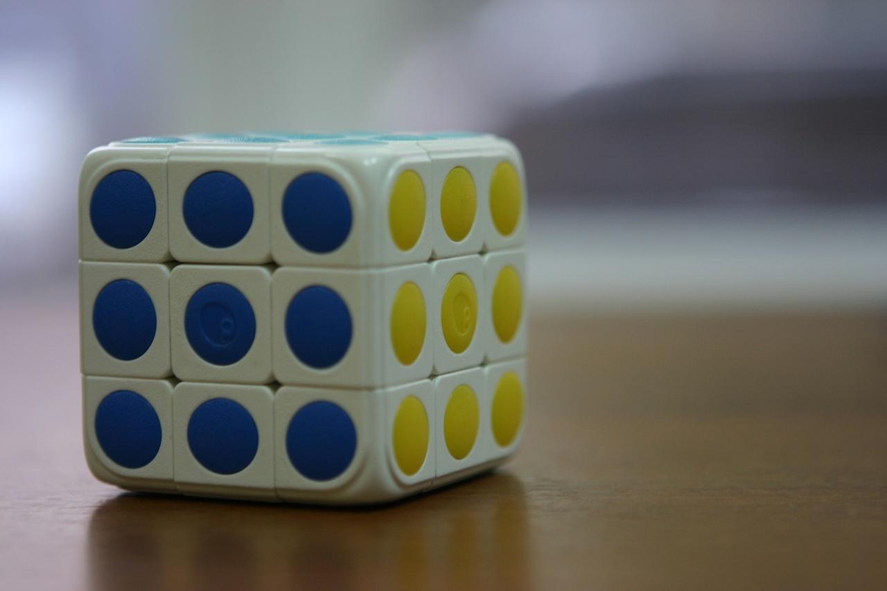 Умный кубик Рубика: теперь и он «синхронизируется» со смартфоном - 10