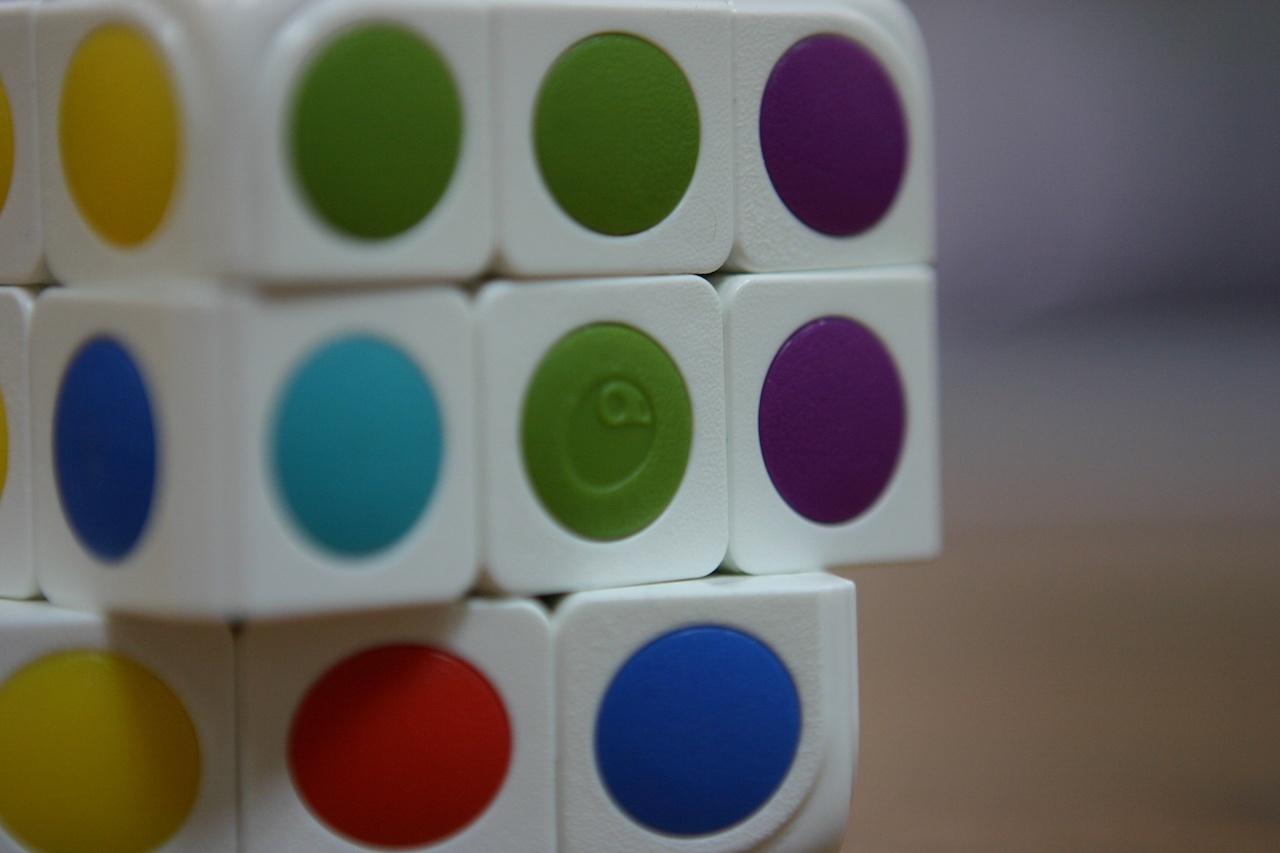 Умный кубик Рубика: теперь и он «синхронизируется» со смартфоном - 5