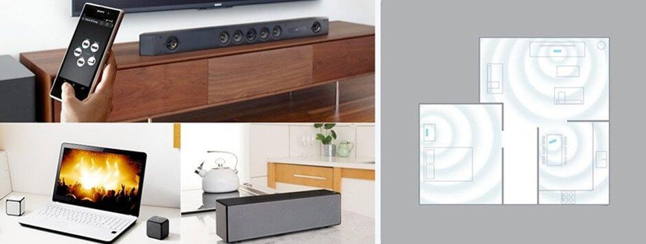 Звук везде, или мультирум как способ сделать музыкальным весь дом - 1