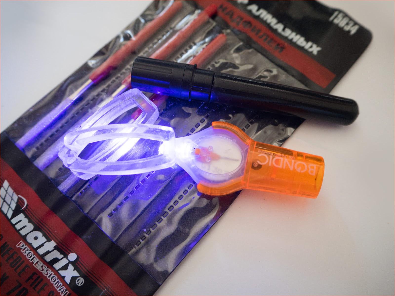 Cветоотверждаемый пластик Bondic - 8