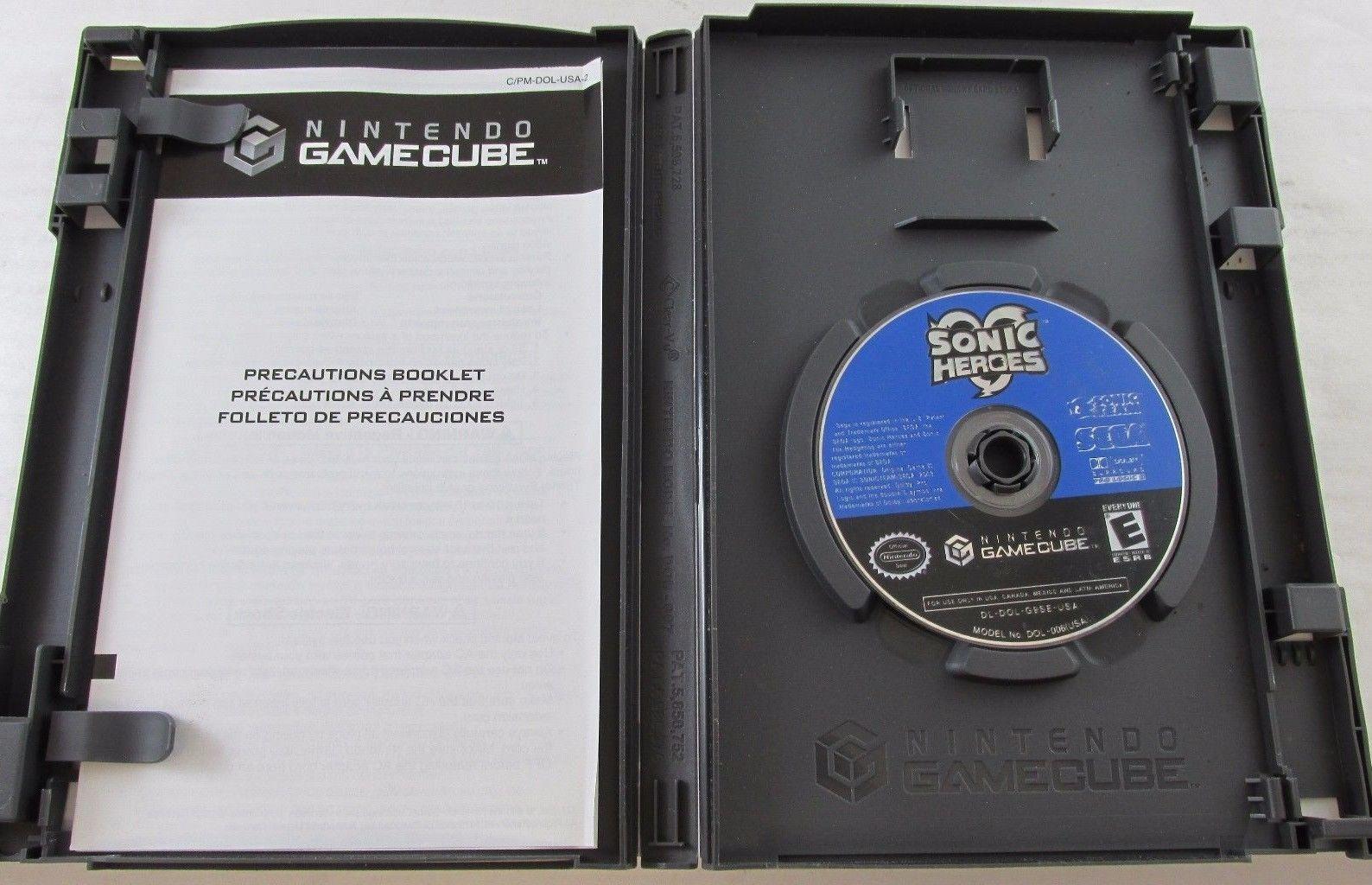 Gamecube — устройство файловой системы - 1