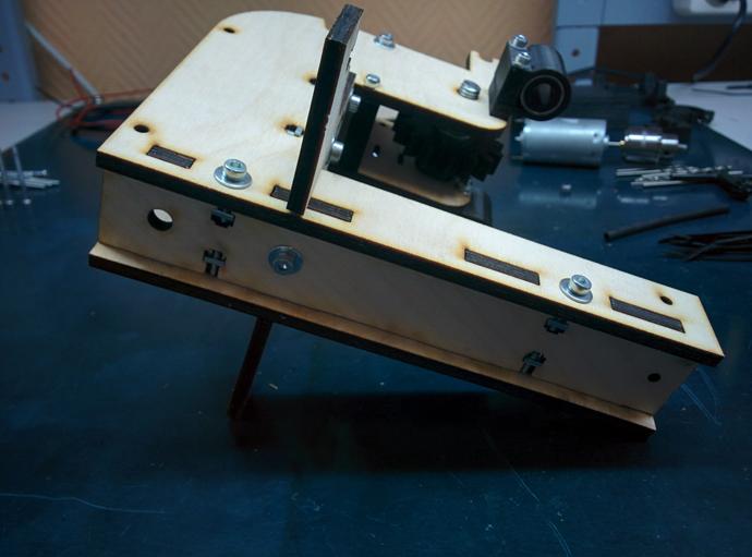 Буратор. Сверлильный станок для печатных плат - 10