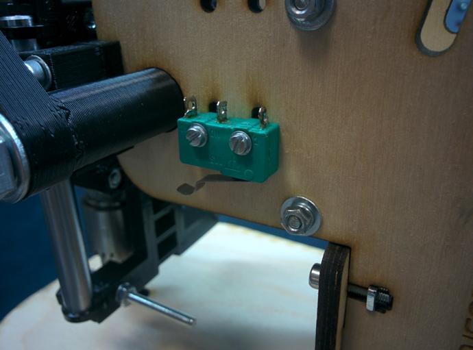 Буратор. Сверлильный станок для печатных плат - 13