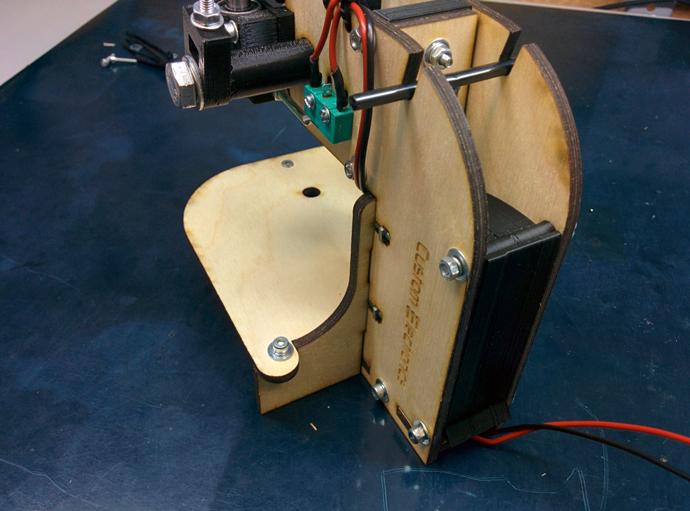 Буратор. Сверлильный станок для печатных плат - 16