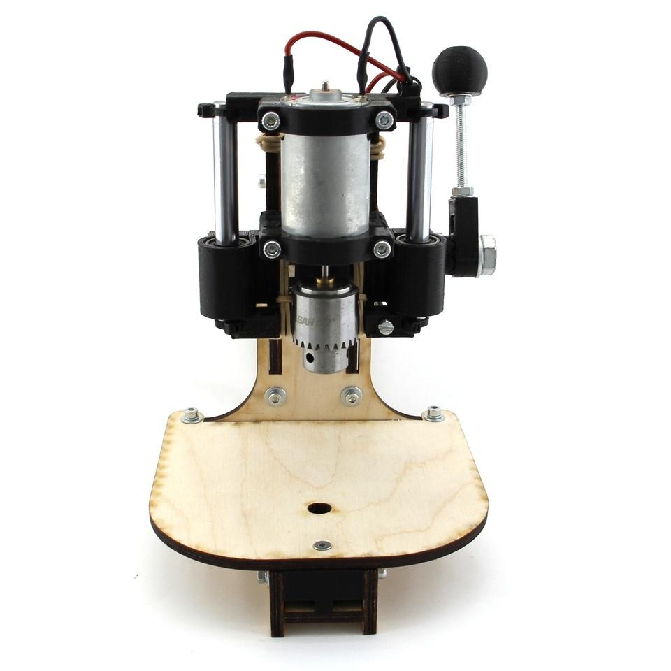 Буратор. Сверлильный станок для печатных плат - 3
