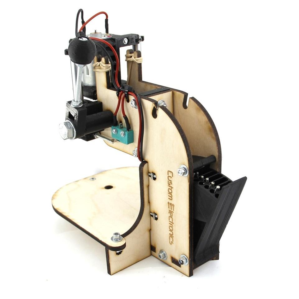 Буратор. Сверлильный станок для печатных плат - 4