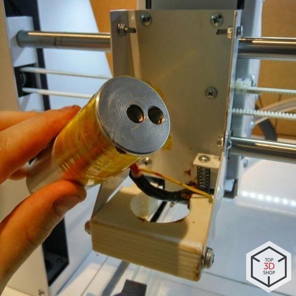 Живой обзор пищевого 3D-принтера Chocola3D - 20